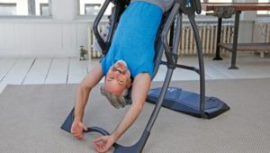 get inversion tables for back pain